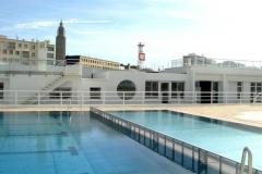 Petit bassin et Club House
