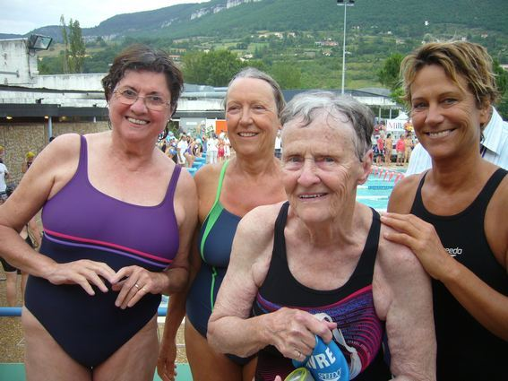 Equipe féminine France Maîtres