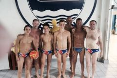 Equipe régionale water polo