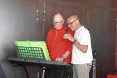 Jackie et Philippe _ the voices du CNH