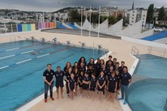 Section natation
