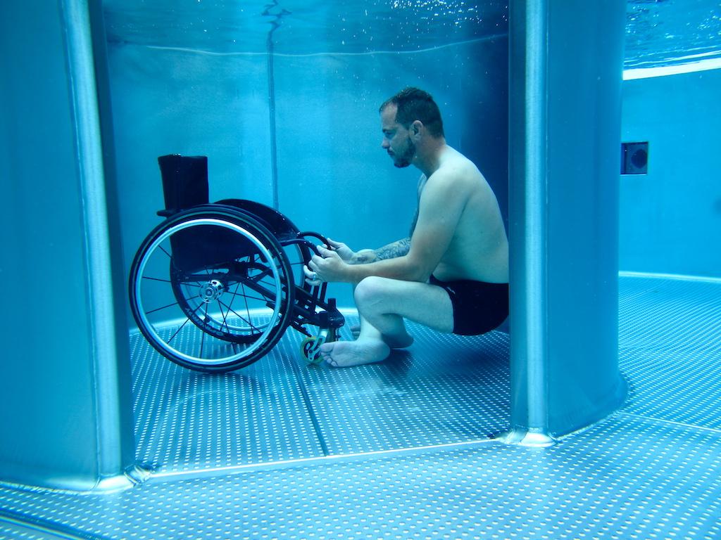 Club Nautique Havrais - Accessibilité Handicap de la totalité de nos installations