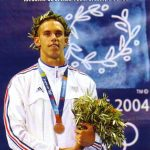 Hugues Duboscq - Médaille en bronze, Athènes, 15 août 2004