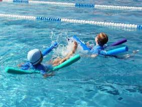 École de natation CNH