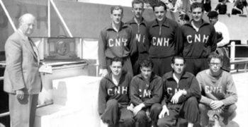 Images d'archives - Club Nautique Havrais