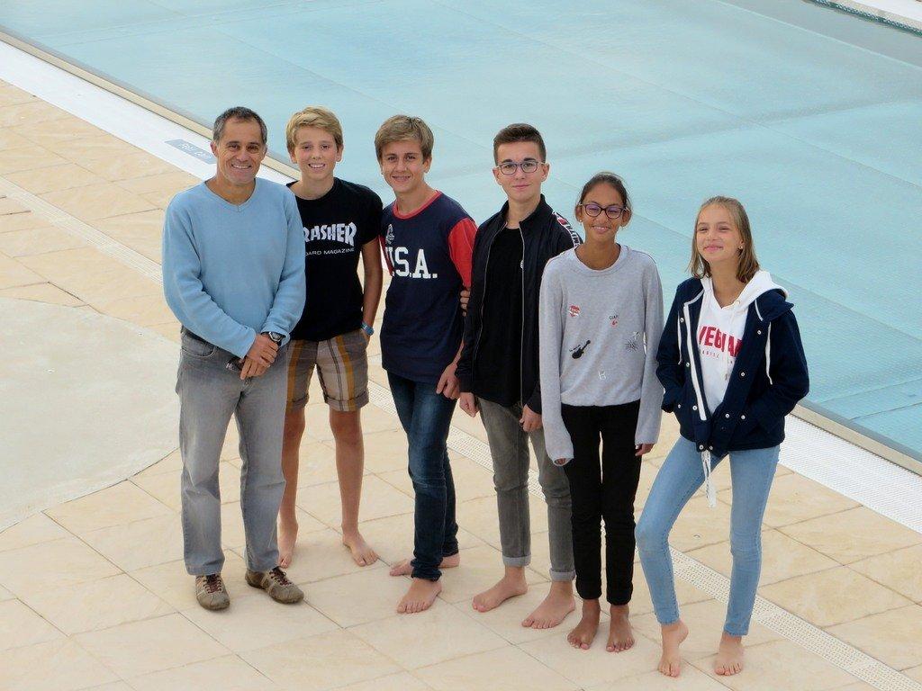Groupe Jeunes - Club Nautique Havrais
