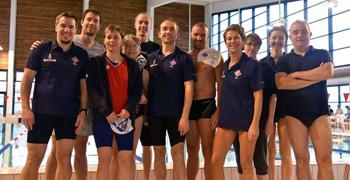 Maîtres - Section Sportive - Club Nautique Havrais