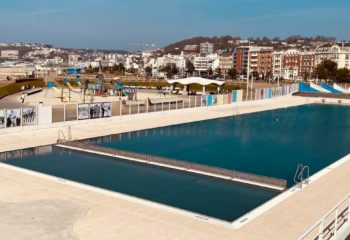 La piscine du CNH ouvrira ses portes le 24 avril 2021