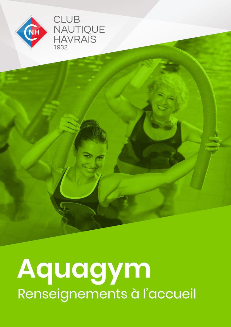 Aquagym - CNH - Club Nautique Havrais